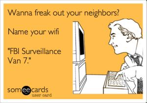 rename wifi