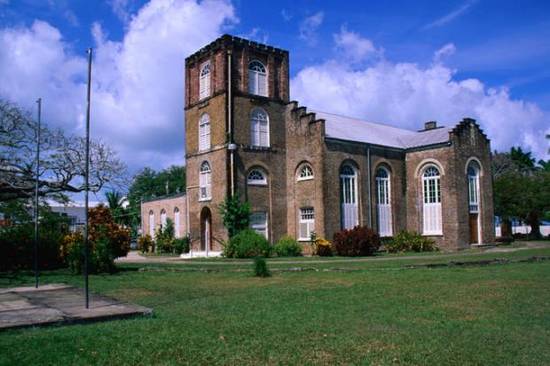 St. Johns Cathedral Belize